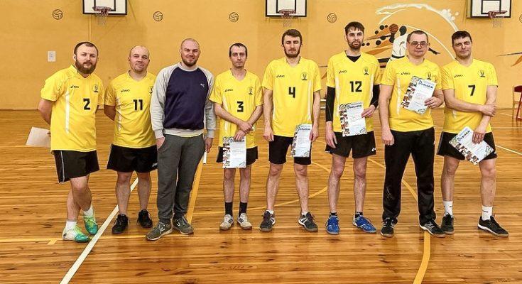 дефлимпийцы-гомеля-волейбол